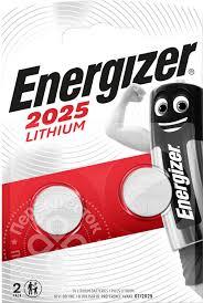 Купить <b>Батарейки</b> Energizer Miniatures Lithium <b>CR2025</b> 2шт с ...