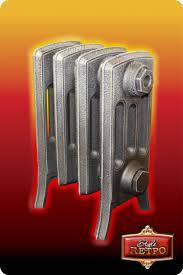 Чугунный <b>радиатор Retro Style DERBY</b> M 350