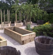 Small Picture The 25 best Sleepers garden ideas on Pinterest Railway sleepers