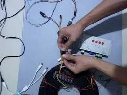 TTL <b>SPI</b> ws2811 <b>signal amplifier</b> long distance 2 - YouTube
