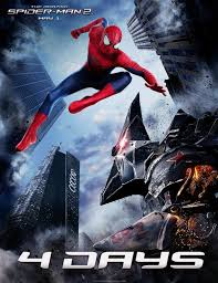 Announcement: The Amazing Spider-Man 2 (2014)