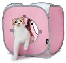 4 удобных домика для кошек — подборка в Журнале Маркета