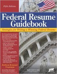 Federal Resume Guidebook  Strategies for Writing a Winning Federal     Amazon com Federal Resume Guidebook  Strategies for Writing a Winning Federal Resume  Federal Resume Guidebook  Write a Winning Federal Resume to Get in