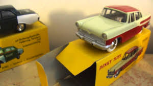 <b>DINKY TOYS ATLAS</b> - Collection - YouTube