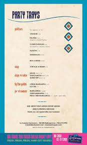 la carreta downtown ponchatoula fresh fun festive menu sunday 11am 9pm lunch menu all day