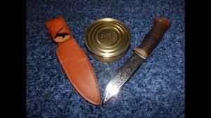 «РОСоружие» г Златоуст <b>Туристический нож FOX</b> 1,тест на ...