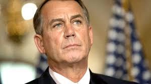 Speaker of the House Boehner
