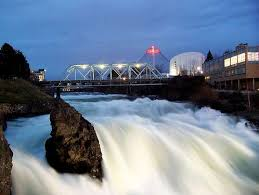 Spokane River Offers Great Fishing | Downtown Spokane | The Lilac City