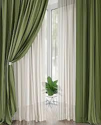 Купить готовые комплекты штор с тюлем недорого в ...