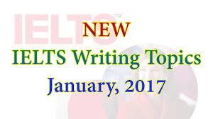 new ielts writing topics and questions  new ielts writing topics and questions 128218 2017