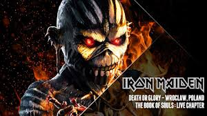 <b>Iron Maiden</b> - <b>Death</b> Or Glory (The Book Of Souls: Live Chapter ...