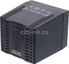 Купить <b>Стабилизатор напряжения POWERCOM TCA-1200</b> ...