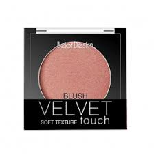 <b>Румяна для лица</b> Belor Desing <b>Velvet</b> Touch - купить на ▷ EVA.UA ...