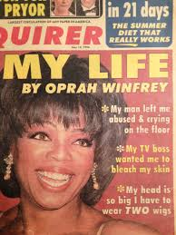 the brain size of the world s most successful w brain size the national enquirer 14 1996 reporting on oprah s stratospheric head size