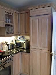 limed oak kitchen units: limed oak kitchen now hand painted wilmslow cheshire