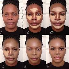 contouring for african american woman fav makeup ohmyglamm visit ohmyglamm