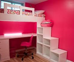 cozy kids bedroom using bunk bed desk combo ideas bedroom wall color for girls bedroom design with bunk bed desk combo and desk chair also hardwood bed desk dresser combo home