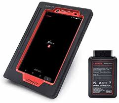 "<b>Launch X431</b> V Lenovo Tablet 8.0"" <b>Full System Diagnostic</b> Tool with ..."