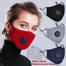 Reusable <b>Cotton Mouth Face</b> Mask Cover Respirator <b>Anti</b>-<b>Dust</b> + ...