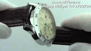 Мужские наручные fashion <b>часы Tommy Hilfiger</b> TH-<b>1790739</b> ...