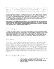 comparison contrast essay the revolutionary war vs the civil war   pages descriptive essay lesson