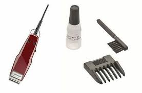 <b>MOSER REX</b> PRO Mini Trimmer Especially for Finishing Im Face ...
