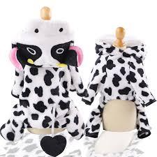 Hot <b>Soft</b> Fleece <b>Dog Clothes Winter</b> Dog Jumpsuit Clothing Warm ...