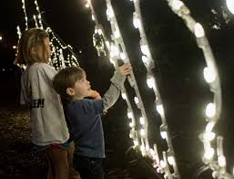 Image result for oklahoma state university christmas lights