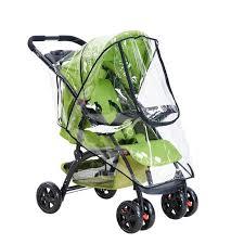 Universal Raincover <b>Baby Stroller Accessory</b> Dust full <b>Rain Cover</b> ...