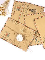 Buy <b>8Pcs</b> Envelops Retro Style <b>High Quality</b> Practical Stationery ...