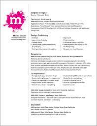 creative resume example  creative resume design examples  cool    best graphic design resume
