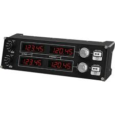 Купить <b>приборную панель Logitech G</b> Saitek Pro Flight Radio ...