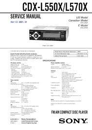 sony cdx ca650x wiring diagram sony image wiring sony deck wiring diagram cdx gt50w sony automotive wiring