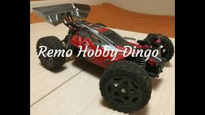 Обзор Remo Hobby Dingo с установкой мощной коллекторной ...