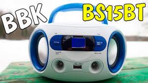 USB Bluetooth <b>Магнитола BBK BS15BT</b> ОБЗОР РАСПАКОВКА ...
