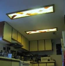 kitchen fluorescent lighting. fluorescent kitchen light fixtures decorativ covers for ceiling lighting ideas pictures 76 t