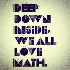 Math Love Quotes. QuotesGram via Relatably.com