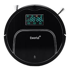 <b>Eworld M883 Cleaning</b> Products Cordless <b>Vacuum Cleaner Robot</b> ...