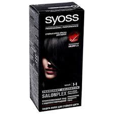 <b>Syoss Color</b> Стойкая крем-<b>краска</b> для волос — купить по ...