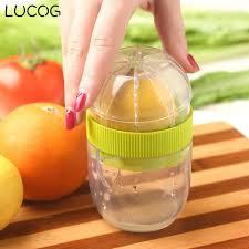LUCOG премиум качества Лимон <b>соковыжималка</b> эко Материал ...