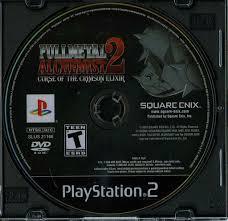 Video game:Sony PlayStation 2 <b>Fullmetal Alchemist</b> 2: Curse of the ...
