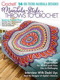 Crochet! Magazine Presents, Fall 2020 Special: <b>Mandala</b>-<b>Style</b> ...