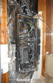 Image result for federal pacific panels that have caught fire