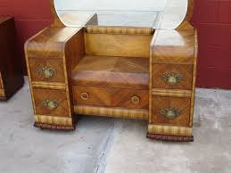 roll over large image to magnify click large image to zoom expand description this is a stunning american waterfall art deco art deco bedroom furniture art deco antique