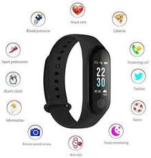 Junaldo <b>M3 Waterproof</b> Heart Monitoring Fitness Smart Fitness ...