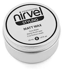Nirvel <b>Матирующий воск</b> Matt Wax — купить по выгодной цене на ...