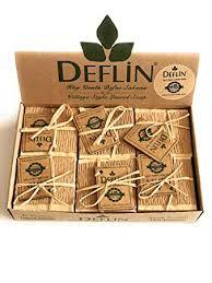 Deflin – Village Style Laurel Soap – %<b>100 Handmade</b> – <b>Natural</b> Soaps
