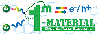 <b>1M</b> supports ZING conference | 1-Material - <b>Organic</b> Nano Electronic