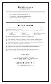 lpn skills for resume