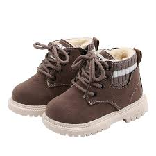 <b>COZULMA Baby Kids</b> Boots for Girls Boys Autumn Winter Shoes ...